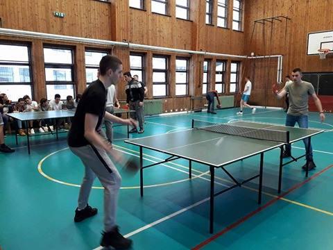 Takmičenje u stonom tenisu