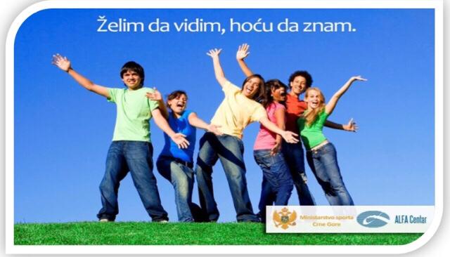 Mladi u evropskoj budućnosti Crne Gore