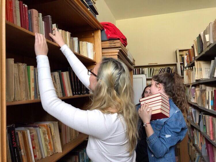 Sređivanje biblioteke